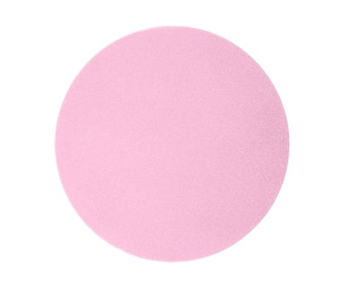 3M™ 051111-50191 Wetodry™ 286Q Pink 3.0 Micron PSA Disc, 5 in x NH, Wetordry Polishing Paper - 500 Discs/Pack
