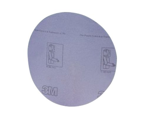"3M� 051111-55716 Hookit� 360L Purple 5"" P280 Grit Hook & Loop Disc"