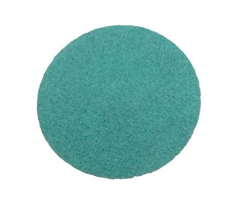 "3M™ 051131-01406 Roloc™ Green Corps™ 264F Green 3"" 50 Grit Abrasive Disc - 25 Discs/Box"