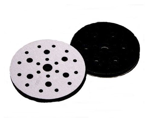 "3M™ 051131-05777 Hookit™ Gray 6"" Soft Interface Pad - 10 Pads /Pack"