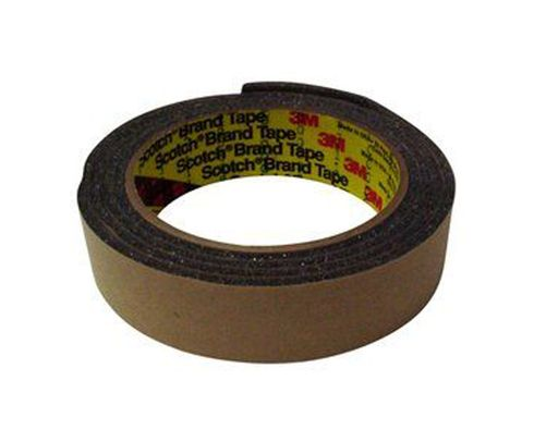 "3M� 051131-06441 Charcoal Gray 4314 Urethane 250 Mil Foam Tape - 1/2"" x 1/4"" x 18 Yard Roll"