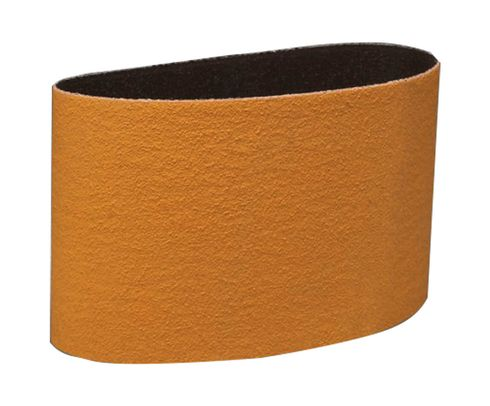 "3M� 051144-72229 241E Brown 1/2"" X 18"" 120 Grit XE-weight Sand Belt - 200 Belts/Pack"