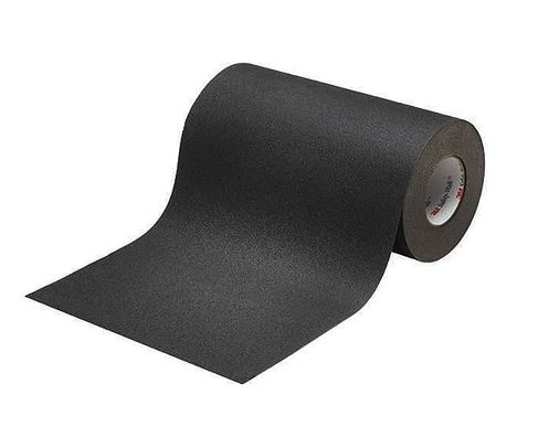 "3M™ 048011-19300 Safety-Walk™ 310 Black Slip-Resistant Medium Resilient Tapes & Treads - 24"" x 60' Roll"