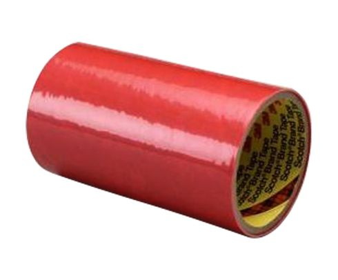 "3M™ 051128-99881 Pink Polyester Protective 1.6 Mil Tape - 18"" x 144 Yard Roll"
