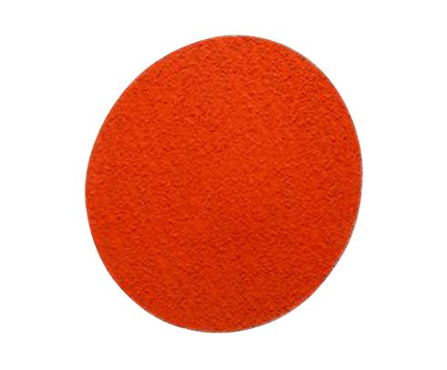 "3M� 051144-76633 Roloc� 777F Orange 3"" 60 Grit Disc - 50 Discs/Pack"
