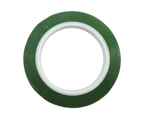"3M� 021200-61456 Green 8403 Polyester Tape - 1/2"" x 72 Yard Roll"
