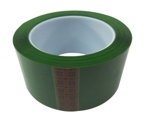 "3M™ 021200-61460 Green 8403 Polyester Tape - 2"" x 72 Yard Roll"