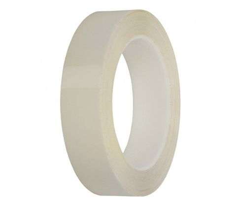 """3M™ 021200-05756 White 854 Polyester 2.7 Mil Tape - 1"""" x 72 Yard Roll"""