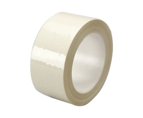 "3M™ 021200-05742 White 855 High 3.2 Mil Temperature Nylon Film Tape - 1"" x 72 Yard Roll"