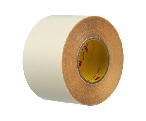 """3M™ 021200-83901 Clear 8560 Polyurethane 14 Mil Protective Tape - 4"""" x 36 Yard Roll"""