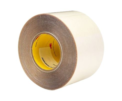 "3M� 048011-57049 Clear 8560 Polyurethane 14 Mil Protective Tape Paper Liner - 6"" x 36 Yard Roll"