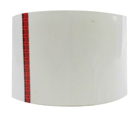 "3M™ 70-0000-8321-5 Transparent 8673 Polyurethane 14 Mil Protective Tape - 4"" x 36 Yard Roll"