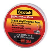 3M™ Scotch® 35 Professional Grade Vinyl Electrical Tape