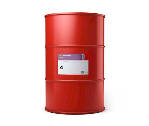 AeroShell™ Fluid 4 Mineral Hydraulic Oil - 55 Gallon Drum