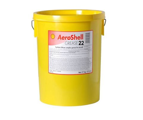 AeroShell� Grease 22 Advanced General-Purpose Synthetic Aircraft Grease - 17 Kg (37.5 lb) Plastic Pail