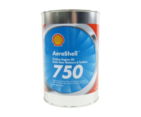 AeroShell� Turbine Oil 750 Synthetic Turbine Engine Oil - Quart Can