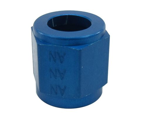 Aeronautical Standard AN818-5D Aluminum Nut, Tube Coupling