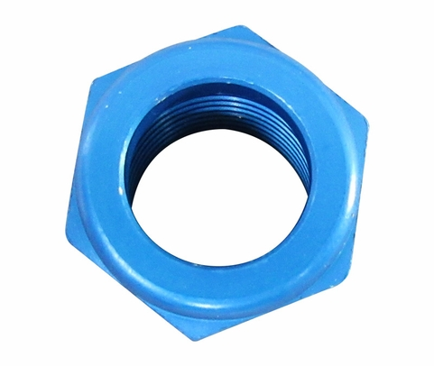 Aeronautical Standard AN818-6D Aluminum Nut, Tube Coupling
