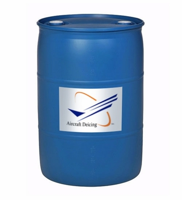 Aircraft Deicing FI 55G (Ready to Use) Type I Aircraft Ground De-icing Fluid - 55 Gallon Drum