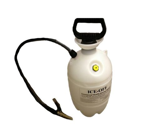 Aircraft Deicing S33PS White 3-Gallon Handheld De-Icing & Anti-Icing Fluid Sprayer