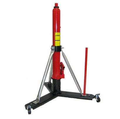 "Alpha Aviation Model#868HLW Hydraulic 8-Ton (16,000 lb) 32""-93"" High Lift Aircraft Wing Jack"