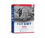 Aviation Supplies & Academics ASA-20-FAR-AMT 2020 FAR for Aviation Maintenance Technicians Softcover Book