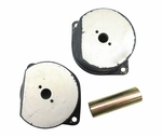 Barry Mount™ 94030-01 FAA/PMA'd Textron Cessna T210N, M, P210R (TSIO-570-R or AF and TSIO-520-CE) Engine Mount