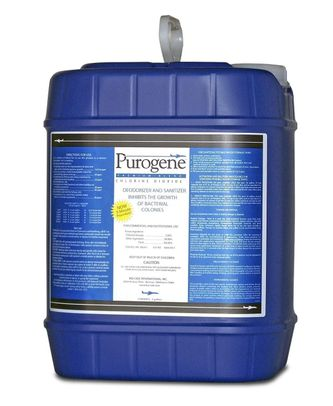 Purogene® 40020 Clear Potable Water Treatment & Tank Disinfectant - 5 Gallon Pail