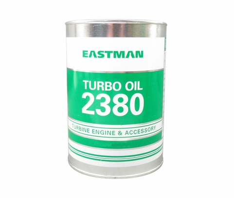 Eastman� Turbo Oil 2380 Clear MIL-PRF-23699 Spec Aircraft Turbine Engine Lubricating Oil - Quart (946 mL) Can