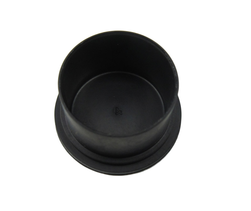 Black E//VAC CEC-23 Pack of 20 Caplugs 99390130 Plastic Conductive Cap for Threaded and Non-Threaded Connectors to Cap Nominal Thread Size 1-7//16