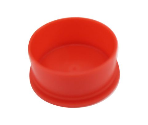 "Caplug EC-20 Red 1-1/4"" Threaded Dust & Moisture Connector Caps"