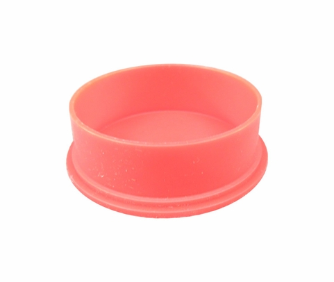 "Caplug EC-26 Red 1-5/8"" Threaded Dust & Moisture Connector Caps"
