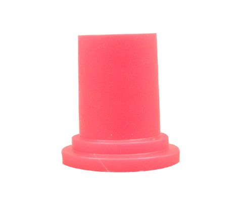 "Caplug EC-5 Red 5/16"" Threaded Dust & Moisture Connector Caps"