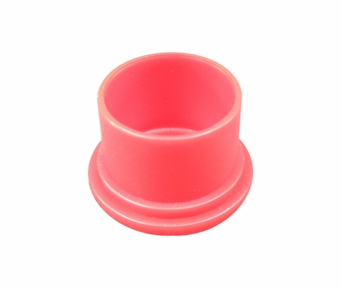 "Caplug EC-9 Red 9/16"" Threaded Dust & Moisture Connector Caps"