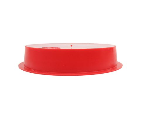 "Caplug T-1070 Red 4.27"" Tapered Dust & Moisture Cap"