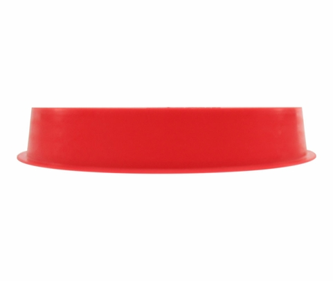 "Caplug T-1092 Red 5.7"" Tapered Dust & Moisture Cap"