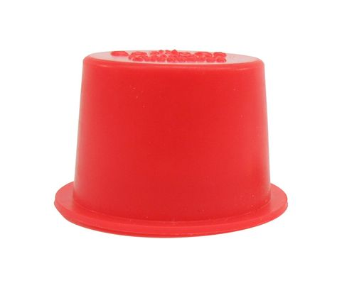 "Caplug T-11 Red .802"" Tapered Dust & Moisture Cap"