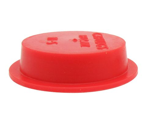 "Caplug T-11S Red. 837"" Tapered Dust & Moisture Cap"