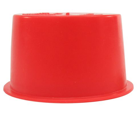 "Caplug T-16 Red 1.312"" Tapered Dust & Moisture Cap"
