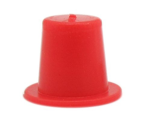 "Caplug T-2 Red .299"" Tapered Dust & Moisture Cap"