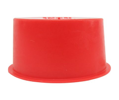 "Caplug T-20 Red 1.78"" Tapered Dust & Moisture Cap"