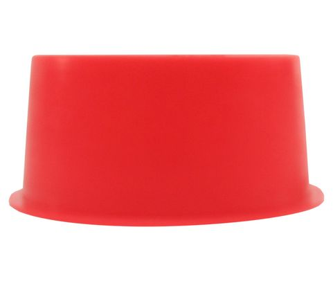 "Caplug T-21 Red 1.9"" Tapered Dust & Moisture Cap"