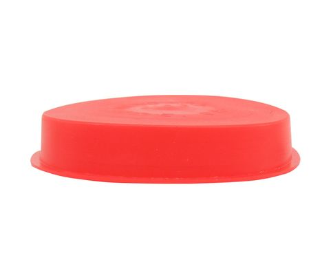 "Caplug T-2156 Red 2.655"" Tapered Dust & Moisture Cap"