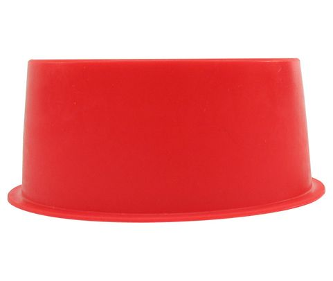"Caplug T-221 Red 2.067"" Tapered Dust & Moisture Cap"