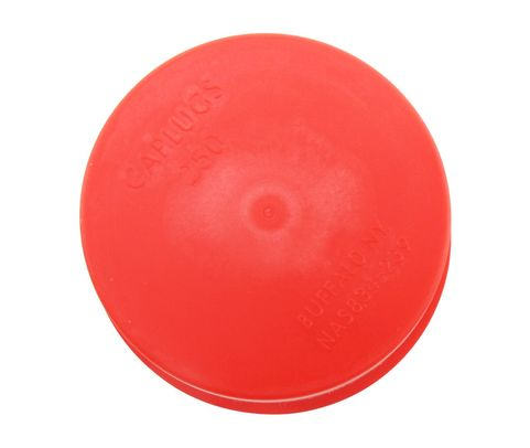 "Caplug T-250 Red 2.395"" Tapered Dust & Moisture Cap"