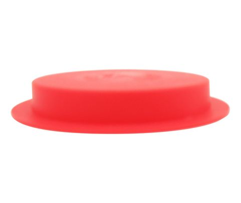 "Caplug T-258-S Red 2.02"" Tapered Dust & Moisture Cap"
