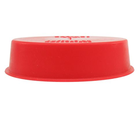 "Caplug T-33A1 Red 2.48"" Tapered Dust & Moisture Cap"