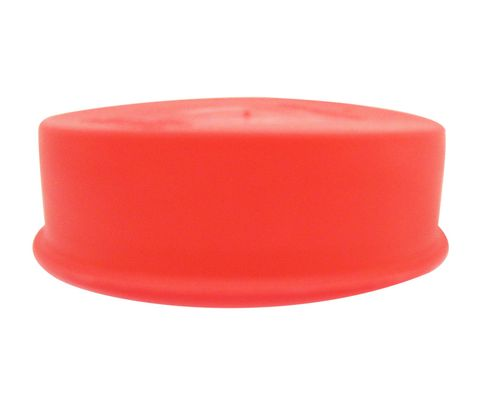 "Caplug T-44 Red 2.641"" Tapered Dust & Moisture Cap"