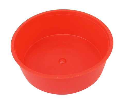 "Caplug T-45A Red 2.76"" Tapered Dust & Moisture Cap"
