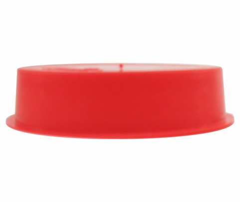 "Caplug T-53 Red 2.975"" Tapered Dust & Moisture Cap"